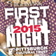 Highmark First Night Pittsburgh 2015 Buttons