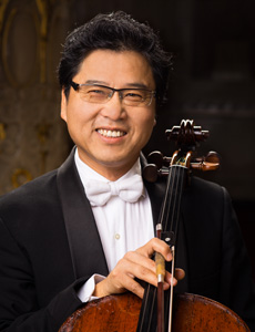 "Music 101: Adam Liu, Cello ""When East Meets West"""