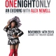 One Night Only: An Evening with Alex Newell