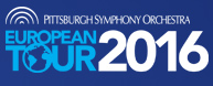 Pittsburgh Symphony 2016 Tour