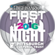 Highmark First Night Pittsburgh 2016 Buttons