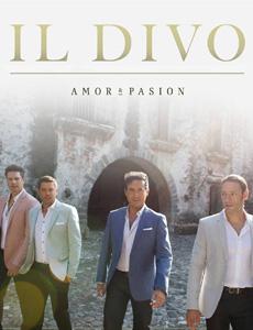 Il Divo: Amor & Pasion Tour