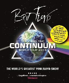 BRIT FLOYD - World Tour 2016