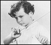 Lorin Maazel, Age 8