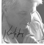 Sid Kaplan Tribute Program | Image of Sid Kaplan with signature