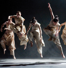 "Akram Khan Company ""Vertical Road"""