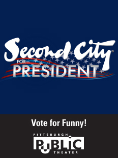 Second City for President