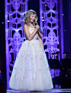 Jackie Evancho Songs from the Silver Screen  with the PSO