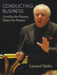 Book Club - Conducting Business: Unveiling the Mystery Behind the Maestro