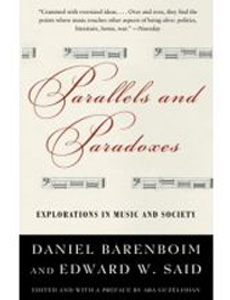 Book Club - Parallels and Paradoxes, Explorations in Music and Society