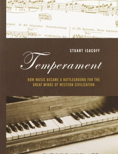 Book Club - Temperament: How Music Became a Battleground for the Great Minds of Western Civilization