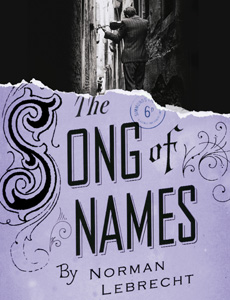 Book Club - The Song of Names