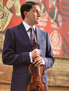Noah Bendix-Balgley Plays Bruch