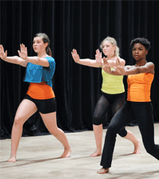 ArtCity: Reed Dance Intensive