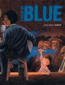 "Tiny Tots: ""A Blue So Blue"""