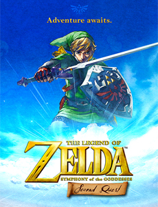 The Legend of Zelda: Symphony of the Goddesses Second Quest