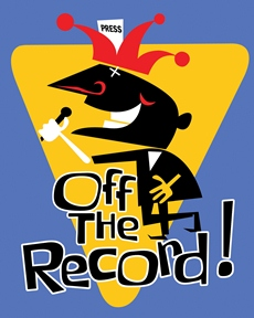 Off The Record XIII: All the Burgh's a Stage!