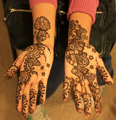 Henna Tattoo Workshop