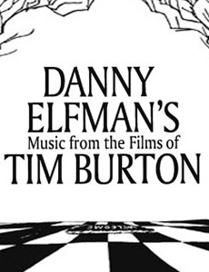 Music of Danny Elfman from the Movies of Tim Burton with the Pittsburgh Symphony Orchestra