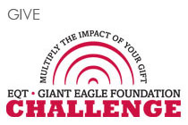GIVE | Multiply the Impact of Your Gift | EQT & Giant Eagle Foundation Challenge