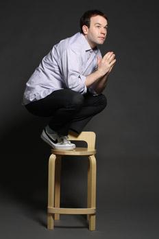 Mike Birbiglia - Thank God for Jokes Tour
