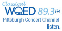 Classical WQED 89.3 | Pittsburgh Concert Channel