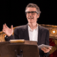Three Acts, Two Dancers, One Radio Host:  An Evening with Ira Glass and the Monica Bill Barnes Company