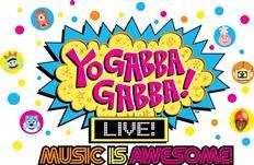 Yo Gabba Gabba! Live!