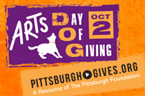 Arts Day of Giving 2014 - October 2, 2014